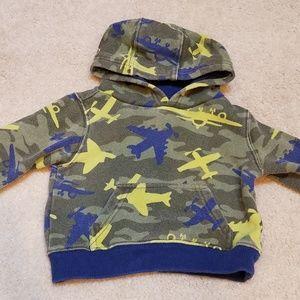 3/$15!! Gymboree 6-12 hoodie